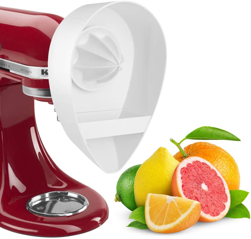 iVict Citrus Juicer Attachment Compatible with All KitchenAid Stand Mixers