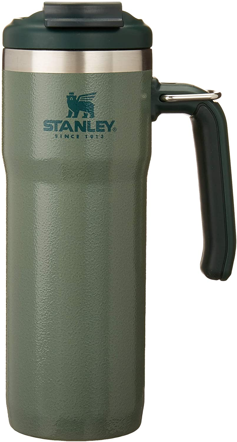 Stanley Classic Twinlock Travel Mug with Steel
