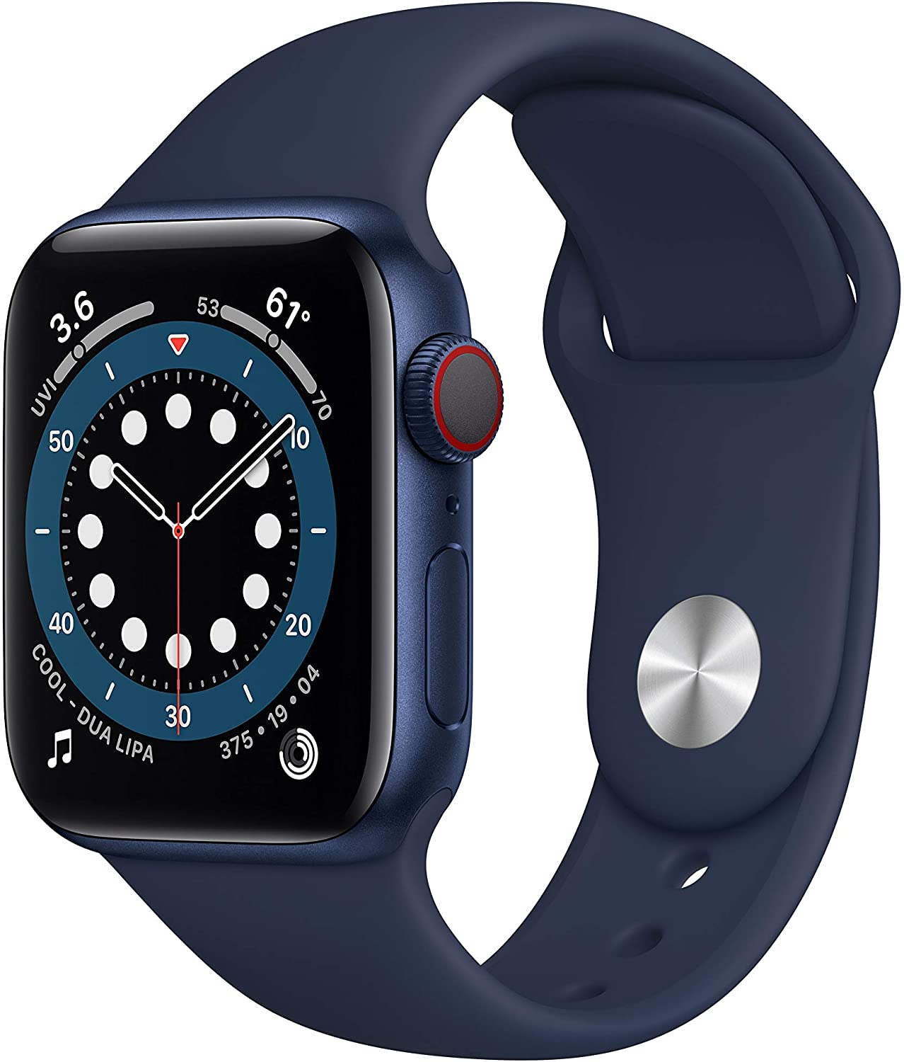 Nuevo Apple Watch Serie 6 - GPS + CELULAR - 44MM