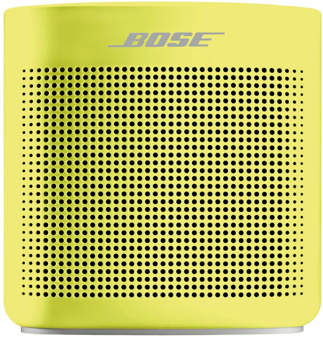 Bose SoundLink Color Bluetooth speaker II - Yellow Citrus