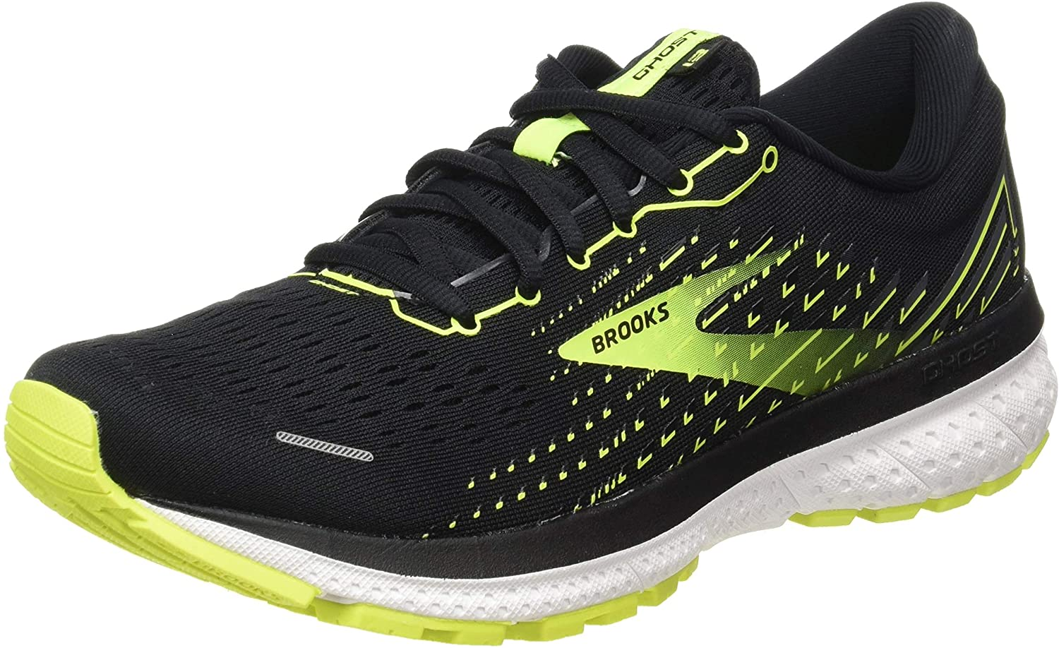 Brooks Men's Ghost 13 Running Shoe - Talle 10