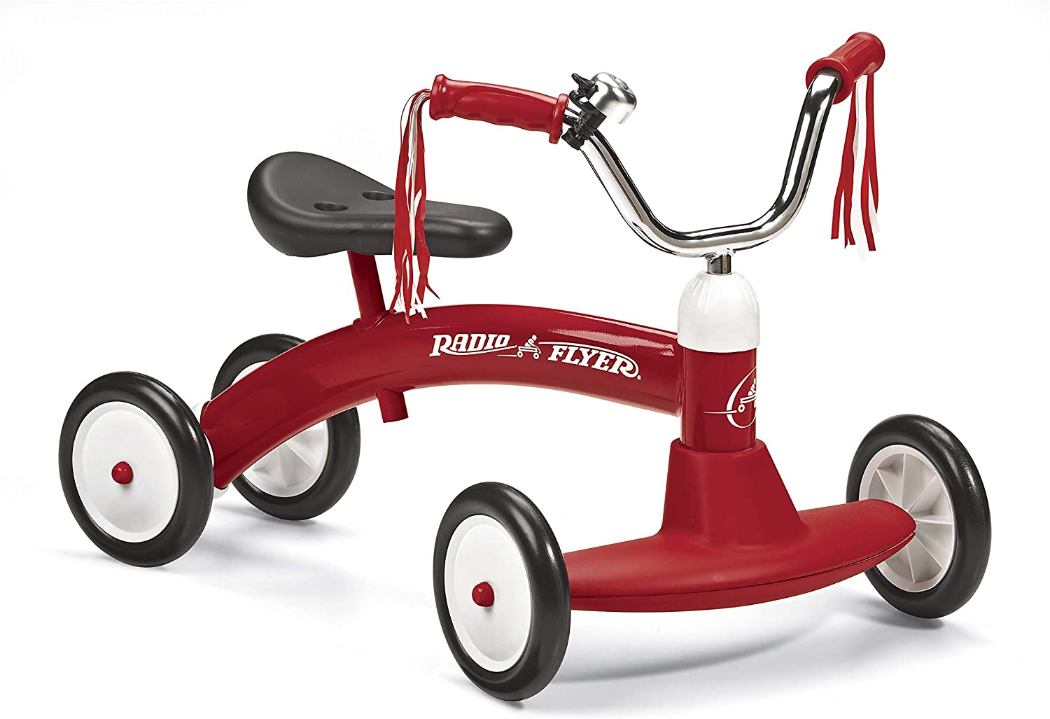 Radio Flyer Scoot-About, Toddler Ride On Toy, Ages 1-3