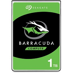 Seagate 500 GB Barracuda Sata 6 GB/s 128MB de caché 2.5 pulgadas disco duro interno. Frustration Free Packaging (ST500LMZ30)